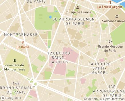 Localisation VIVAD Vivre A Domicile - Service à la Personne - 75005 - Paris 05