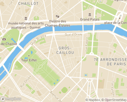 Localisation Vitame Paris - Au Service des Seniors - 75015 - Paris 15