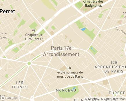 Localisation Tout à Dom Services - 75017 - Paris 17