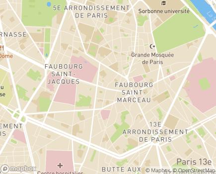Localisation Junior Senior - 75005 - Paris 05