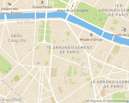 Localisation ADHAP Paris 7 – Vitathome - 75007 - Paris 07