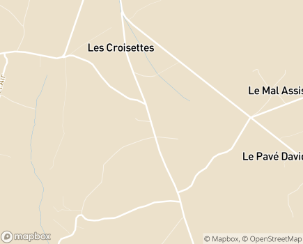 Localisation EHPAD Lefebvre-Blondel-Dubus - 76870 - Gaillefontaine