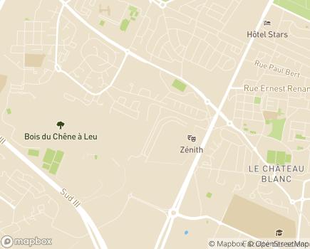 Localisation Atelier Educatif de Jour - 76120 - Le Grand-Quevilly