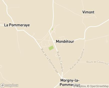Localisation Colisée - Résidence Les Trois Hameaux - 76750 - Morgny-la-Pommeraye