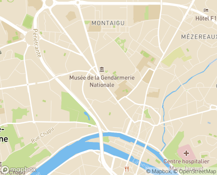 Localisation ONELA Agence de Melun - 77000 - Melun
