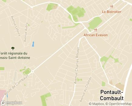 Localisation Un Temps une Vie - 77340 - Pontault-Combault