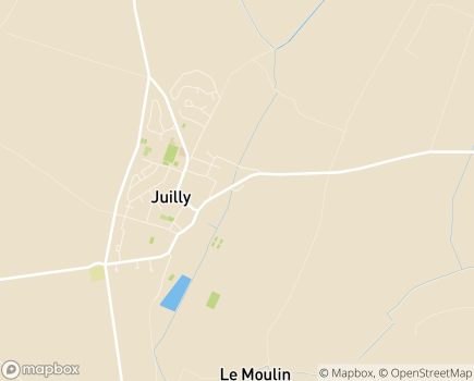 Localisation Foyer de Vie La Marguette - 77230 - Juilly