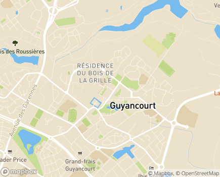 Localisation Korian Yvelines Sud Hospitalisation à Domicile - 78280 - Guyancourt