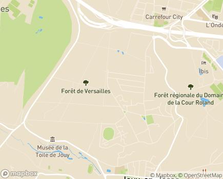 Localisation ARISSE Actions et Ressources pour l'Insertion Sociale par  le Soin et l'Education - 78356 - Jouy-en-Josas