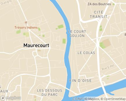 Localisation Centre Communal d'Action Sociale - 78703 - Conflans-Sainte-Honorine