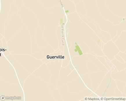 Localisation Centre Communal d'Action Sociale - 78930 - Guerville