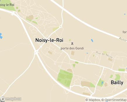 Localisation Centre Communal d'Action Sociale - 78590 - Noisy-le-Roi