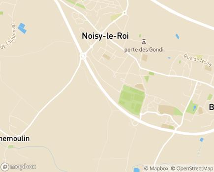 Localisation EHPAD Résidence de Maintenon - 78590 - Noisy-le-Roi