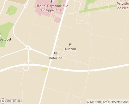 Localisation Sénior Compagnie - 80000 - Amiens