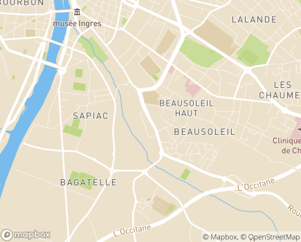 Localisation Conseil Départemental de Tarn-et-Garonne - 82013 - Montauban