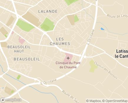 Localisation Mutualité Sociale Agricole Midi-Pyrénées Nord, Site du Tarn-et-Garonne - 82014 - Montauban