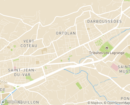 Localisation Action Familiale et Sociale Varoise - 83100 - Toulon