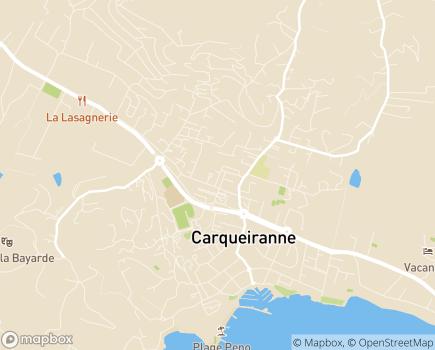 Localisation SSIAD / ESA Le Domicile + Facile - 83320 - Carqueiranne
