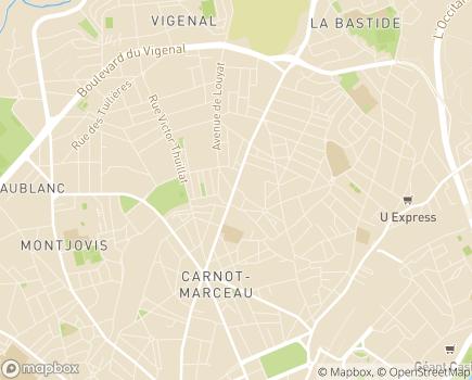 Localisation ACTID 87 - Actions et Interventions à Domicile 87 - 87100 - Limoges