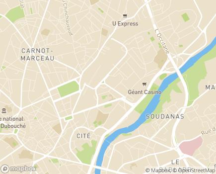 Localisation Iris Assistance - 87000 - Limoges