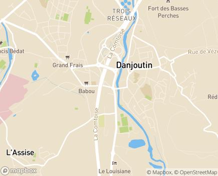 Localisation Senior Compagnie Belfort - 90400 - Danjoutin