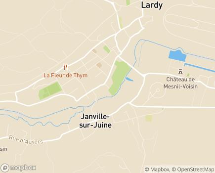 Localisation Association Intercommunale de Maintien à Domicile - 91510 - Lardy