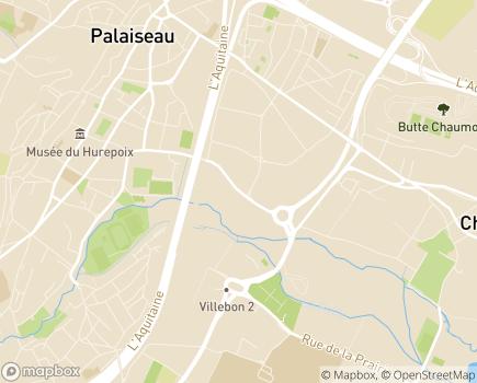Localisation Altérité - ESAT La Cardon - 91120 - Palaiseau