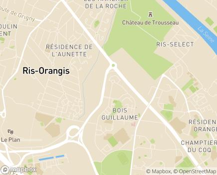 Localisation LADAPT Essonne/Evry - 91055 - Évry-Courcouronnes