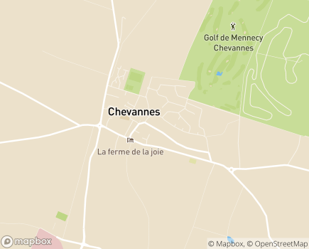 Localisation Tranquil'I-T Services - 91750 - Chevannes