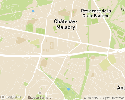 Localisation SAVS de Châtenay-Malabry - 92290 - Châtenay-Malabry