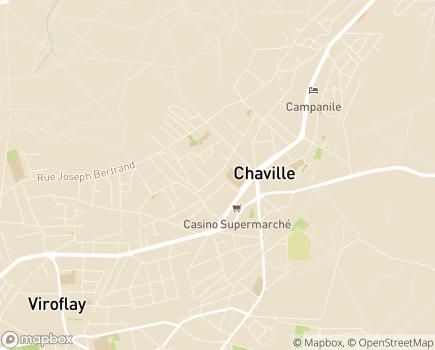 Localisation Foyer d'Accueil Médicalisé pour AutistesLe Cèdre Bleu - 92370 - Chaville