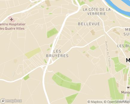 Localisation EHPAD Résidence Médicis - 92310 - Sèvres