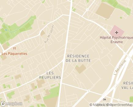 Localisation Bien Vieillir en Ile de France - 92160 - Antony