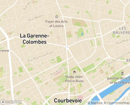Localisation Tout à Dom Services - 92400 - Courbevoie