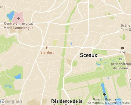 Localisation Familles Services - 92330 - Sceaux