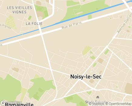 Localisation Entreprise Adaptée (APF) - 93130 - Noisy-le-Sec