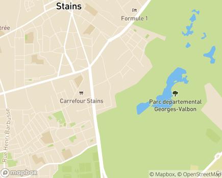 Localisation La Maison de la Vallée des Fleurs EHPAD - Adef Résidences - 93240 - Stains