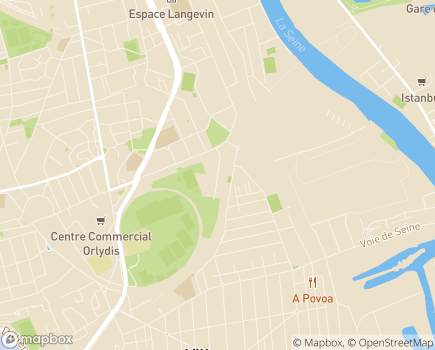 Localisation APF France Handicap ESAT des Saules - 94310 - Orly
