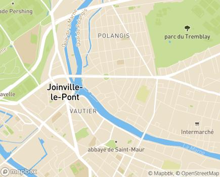 Localisation ESAT Les Ateliers de Polangis - 94340 - Joinville-le-Pont
