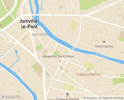 Localisation Résidence de l'Abbaye - Groupe ABCD - 94100 - Saint-Maur-des-Fossés
