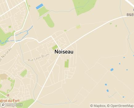 Localisation Centre Communal d'Action Sociale - 94880 - Noiseau
