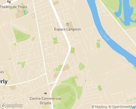 Localisation SAVS Orly - 94310 - Orly