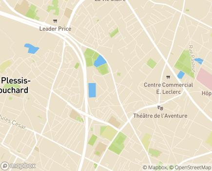 Localisation ESAT de l'ARMME - 95320 - Saint-Leu-la-Forêt