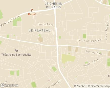 Localisation Aide à l'Autonomie - 95100 - Argenteuil