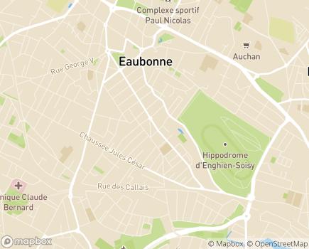 Localisation EHPAD Résidence Le Clos des Lilas - 95600 - Eaubonne