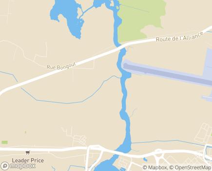 Localisation EHPAD Résidence Le Sacré Coeur - 97100 - Basse-Terre