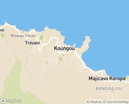 Localisation Générale des Services Mayotte - 97600 - Koungou