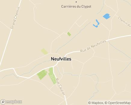 Localisation LNH Ligue Nationale pour Personnes Handicapées et Services Spécialisés -  - Neufvilles