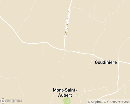 Localisation Résidence l'Elysée ASBL - 7542 - Mont-Saint-Aubert