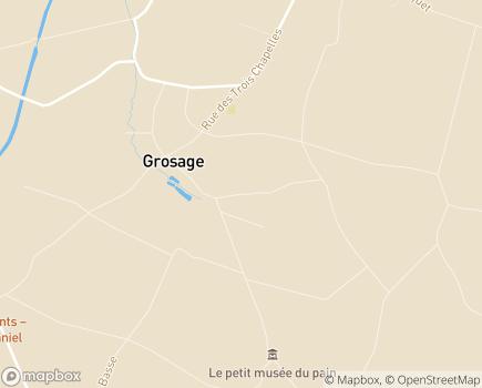 Localisation Le Renouveau ASBL - 7950 - Grosage